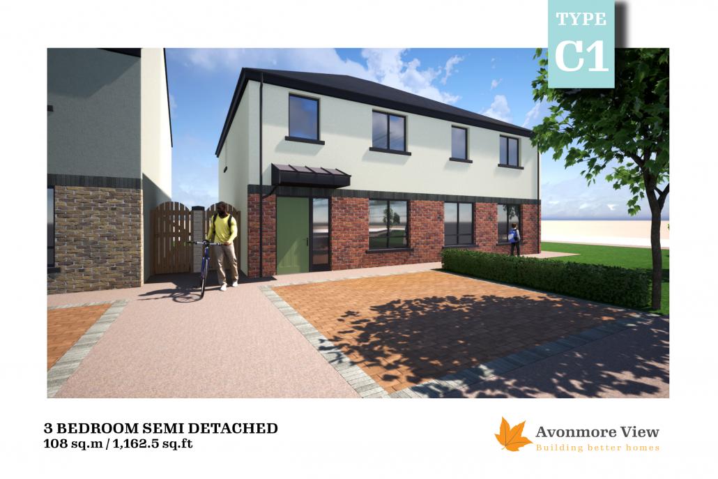 Avonmore View, Property in Rathdrum, Avonmore View Rathdrum, Property in Wicklow, New Development in Wicklow, New Development in Rathdrum, Avonmore View Wicklow